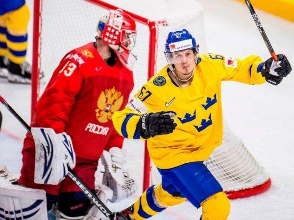 Хоккей, Швеция – Россия 21 мая 2019: онлайн-трансляция, где смотреть матч ЧМ, прогноз (ВИДЕО)