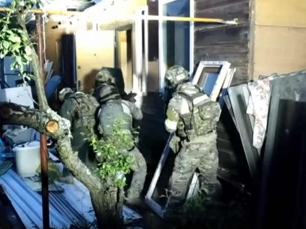 Под Владимиром ликвидирована группа боевиков, готовившая теракт: опубликованы фото и видео
