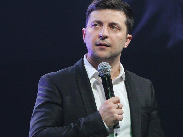 Зеленский заявил о ведении Украиной двух войн и поскандалил с журналисткой