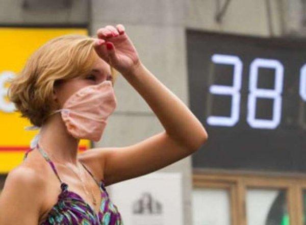 Прогноз погоды Гисметео на 7 дней: из-за аномальной жары в Москву могут прийти смерчи и торнадо