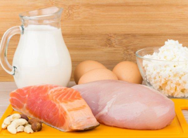 Медики назвали продукты, помогающие росту мышц