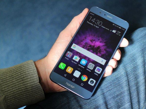 Смартфоны Huawei лишится Android из-за Трампа