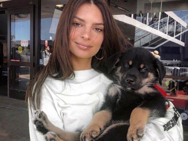 Абсолютно голая Эмили Ратаковски выступила против нового закона (ФОТО)