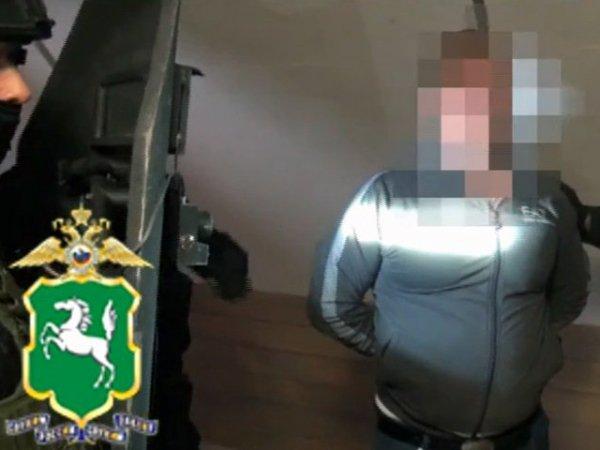 Жесткое задержание вора в законе Коли Томского попало на видео