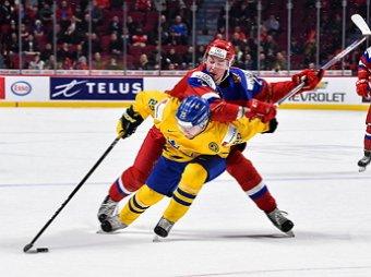 Швеция – Россия: счет 4:7, обзор матча от 21.05.2019, видео голов, результат ЧМ (ВИДЕО)