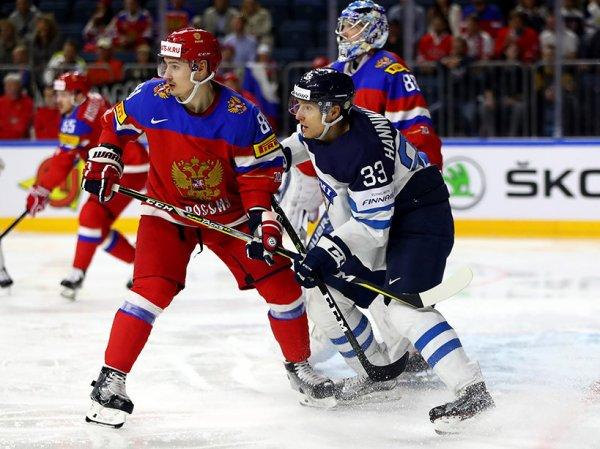 Россия - Финляндия: счет 0:1, обзор матча от 25.05.2019, видео голов, результат ЧМ (ВИДЕО)
