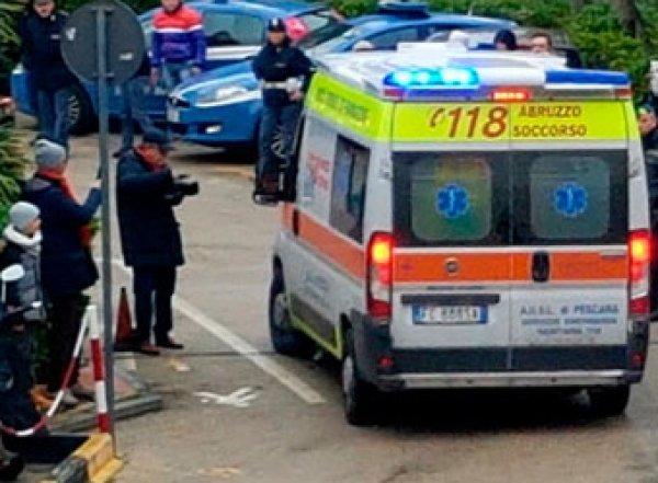 В Италии разбился автобус с россиянами: есть жертвы (ФОТО, ВИДЕО)