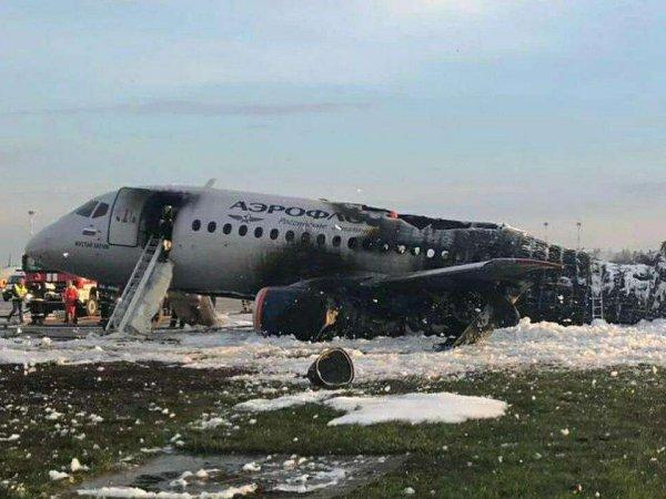 Авиакатастрофа в Шереметьево: список погибших в крушении Superjet-100 опубликован в Сети