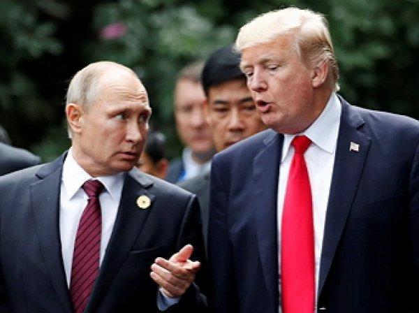 Жаждущий встречи с Путиным Трамп назвал место рандеву