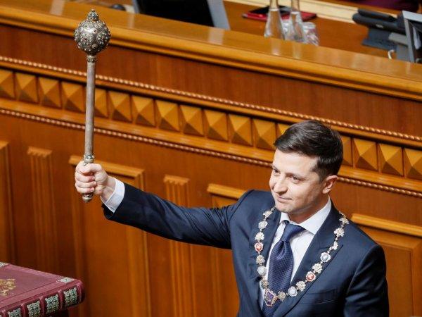 Рада блокировала первые же законопроекты Зеленского