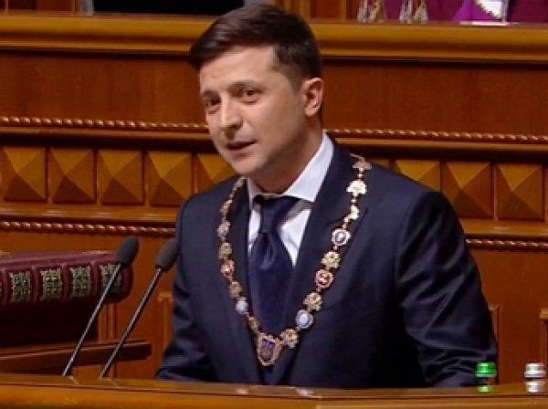 Зеленский провёл первую встречу с президентом Грузии