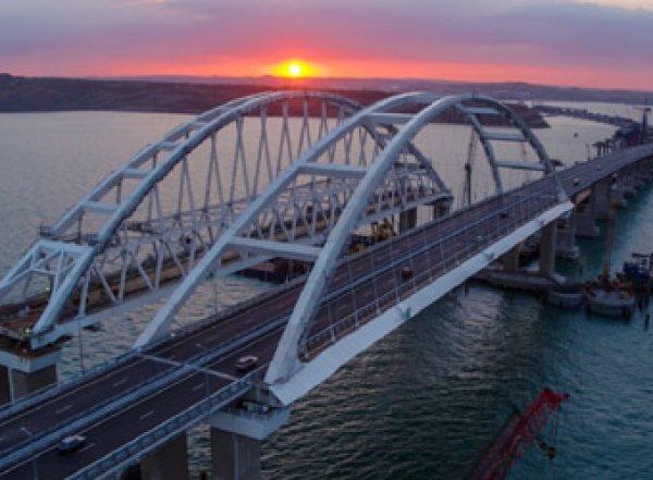 """""""Тёмная интрига"""": названа главная опасность для Крымского моста"""