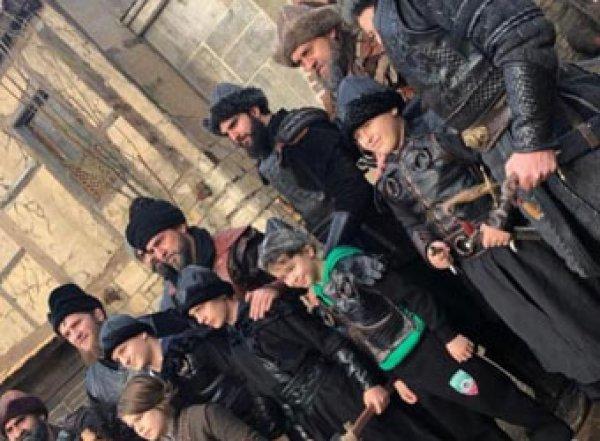 Сын Кадырова снялся в сериале, который раскритиковал отец (ВИДЕО)