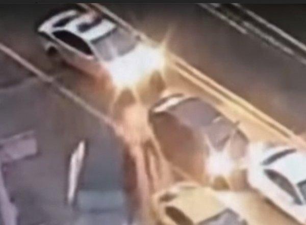 В Москве сын экс-сенатора под кокаином сбил инспектора ДПС во время погони
