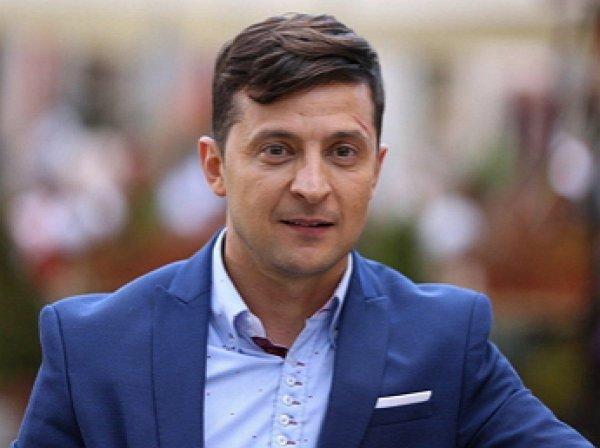 Зеленский записал «послание мира Донбассу»