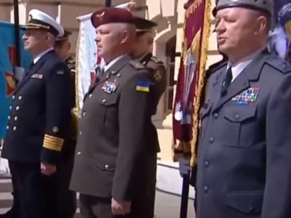 Главы СБУ и ССО отказались отдать честь Зеленскому на инаугурации (ВИДЕО)