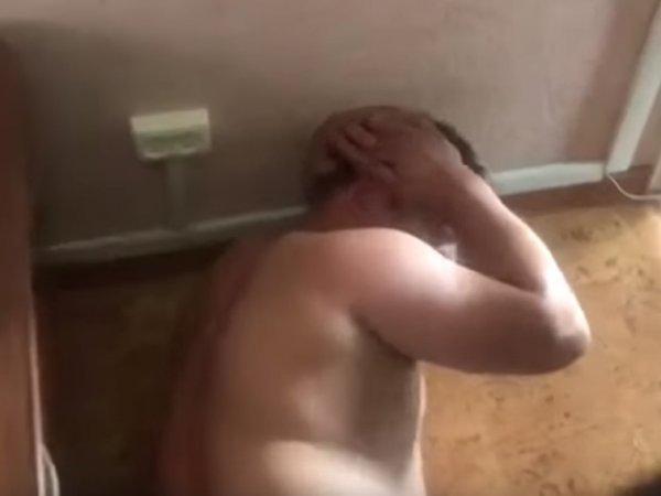 Видео задержания подозреваемых в убийстве спецназовца ГРУ Белянкина появилось в Сети