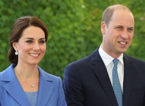 Кортеж Кейт Миддлтон и принца Уильяма сбил старушку
