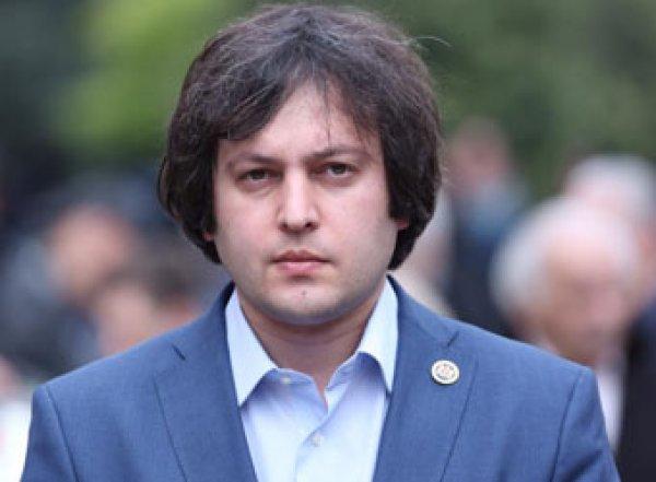 """В Грузии """"уволился"""" спикер парламента"""