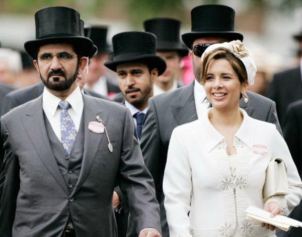 Супруга эмира Дубая сбежала в Германию с детьми и  млн