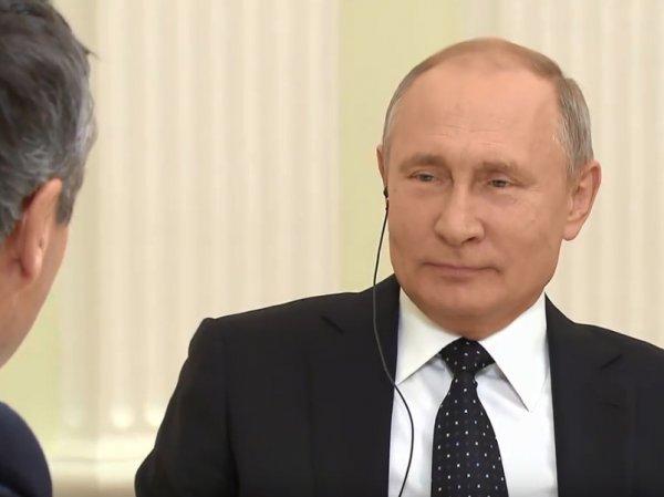 """""""Убивай, грабь, насилуй"""": Путин рассказал FT о преемнике, предателях и прогнившей либеральной идее"""