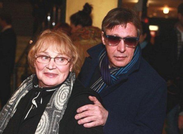 Умерла жена Олега и мать Михаила Ефремовых Алла Покровская