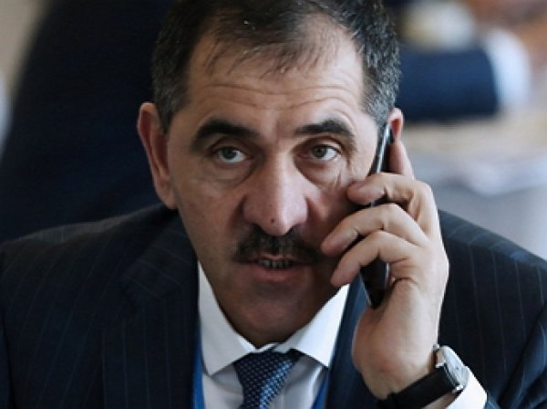Глава Ингушетии объявил об отставке