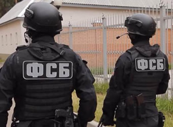 Появилось видео с захватом террориста из Саратова