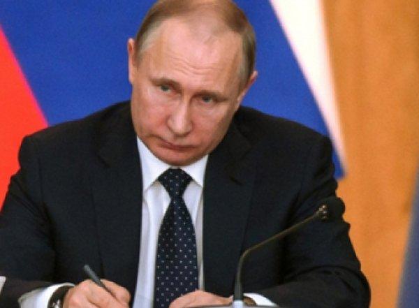 Путин уволил двух генералов из-за дела Голунова
