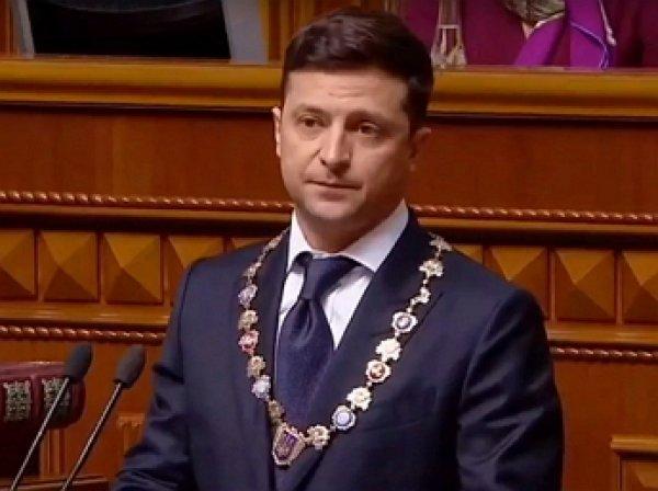 Зеленский сделал заявление об отставке