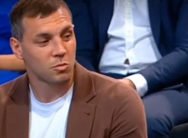 СМИ узнали, почему Дзюба выругался на прямой линии с Путиным