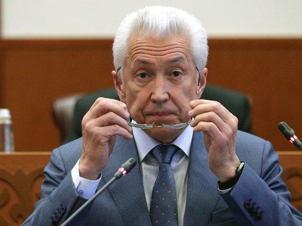 В Москве экстренно госпитализирован глава Дагестана Владимир Васильев