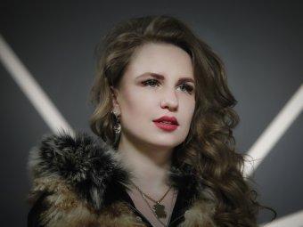 Валерия Гай Германика пришла на Кинотавр с огромным животом (ФОТО)