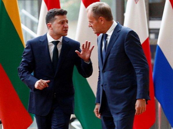 Зеленский рассказал о смерти «имперского проекта» России словам Порошенко