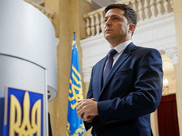 Зеленский инициировал увольнение всех губернаторов Украины