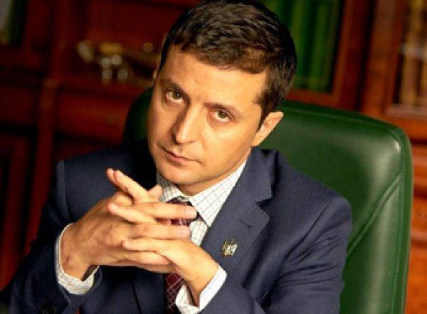 Зеленский решил вернуть Крым при помощи Евросоюза