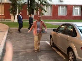 Иван Голунов вышел на свободу: в Сети появилось первое видео