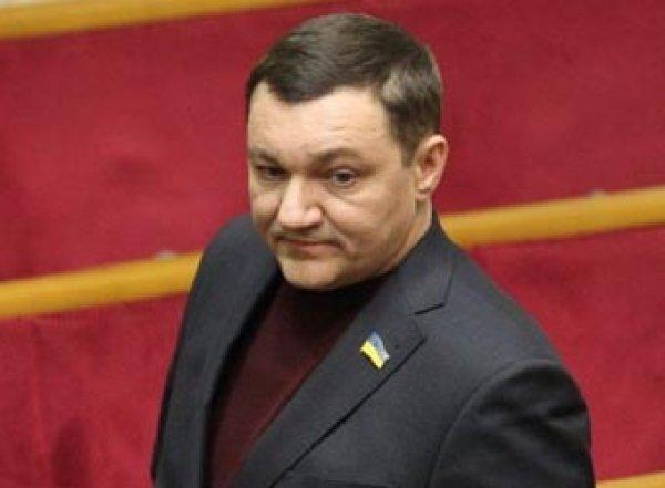 На Украине застрелился депутат Верховной рады Тымчук