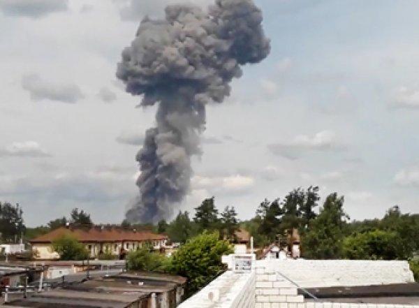 От взрывов в Дзержинске пострадали 70 детских садов и 31 школа