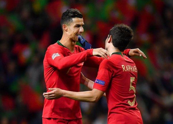 Португалия - Нидерланды, счет 1:0: обзор матча от 09.06.2019, видео голов, результат финала Лиги наций (ВИДЕО)