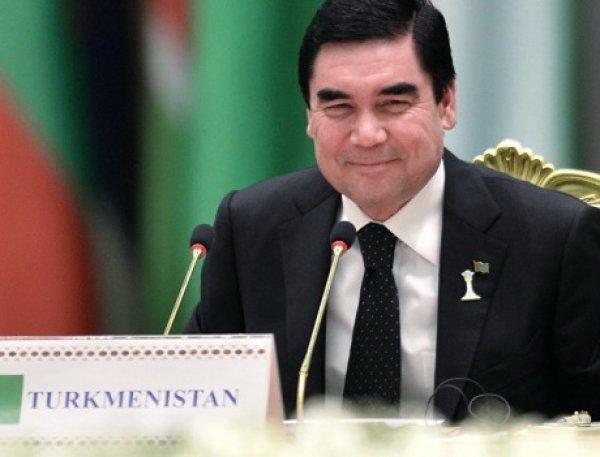 СМИ: умер президент Туркмении Гарбангулы Бердымухамедов