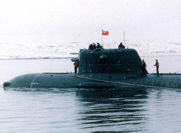 """США обнародовали конечную цель """"Лошарика"""", на котором погибли 14 подводников"""
