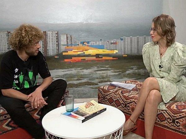 «Ты чудовище!»: Собчак взбесила Варламова во время интервью