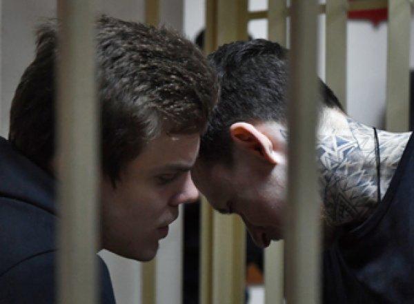 """""""Нас весь лагерь ждал"""": Кокорин и Мамаев рассказали, как им живется в тюрьме"""