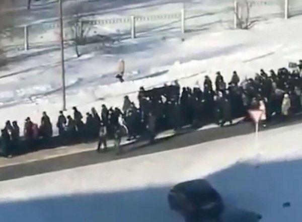 СМИ: в Амурске арестовали автора видео с похорон вора в законе
