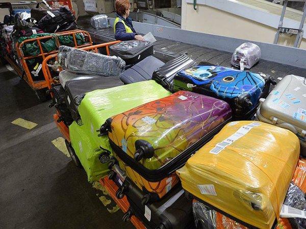 СМИ: из-за коллапса с багажом в Шереметьево грузчикам стали платить по 200 тысяч рублей