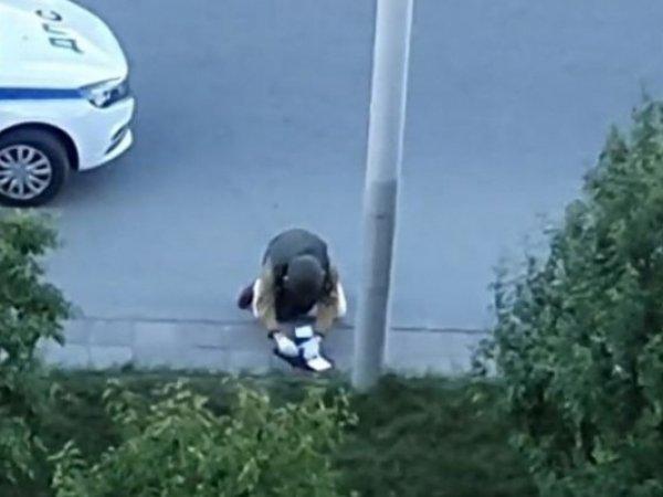 В Екатеринбурге перед кортежем Путина подкинули муляж бомбы