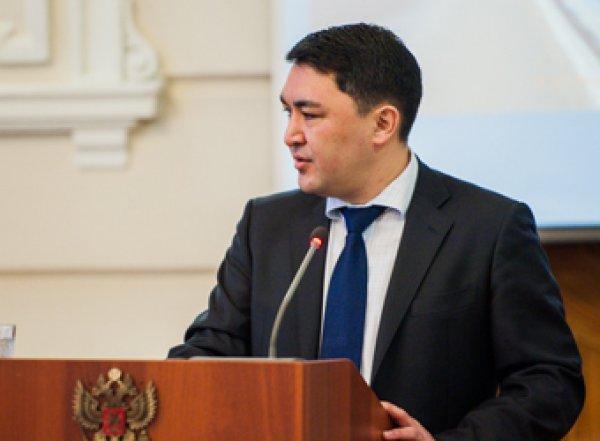 Задержан бывший глава кабмина Астраханской области