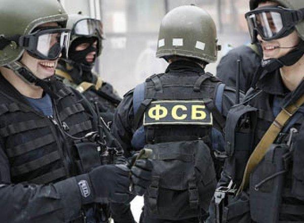 СМИ: 8 офицеров ФСБ бежали после ареста коллег за разбой