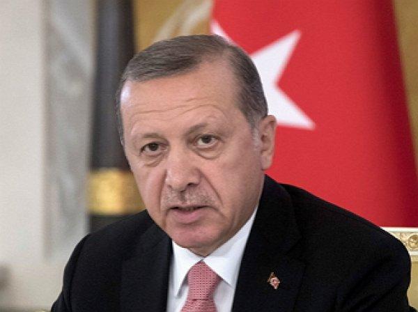 """""""Армия троллей"""": СМИ сообщили о смерти президента Турции Эрдогана"""